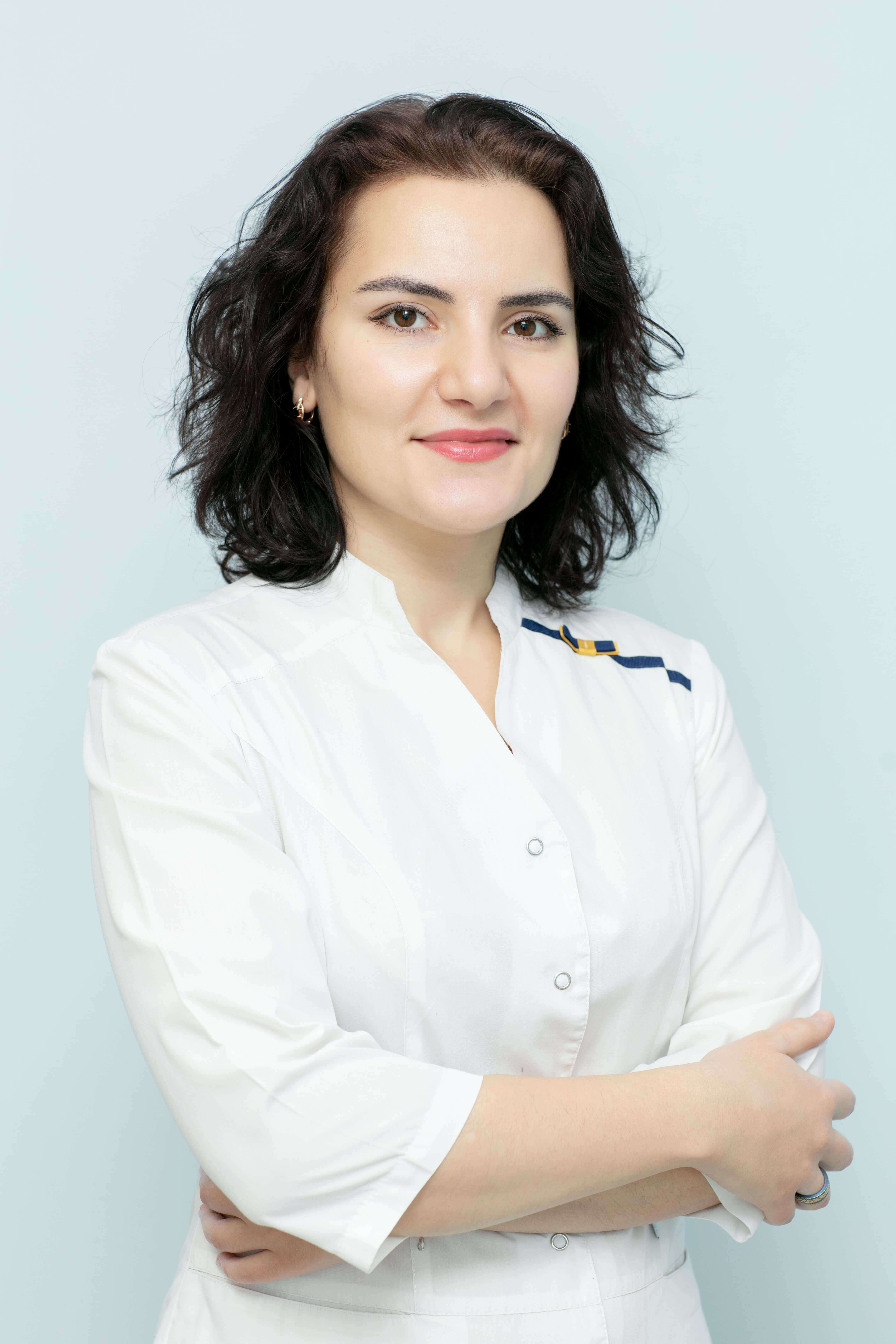 Хананушян Елена Константиновна