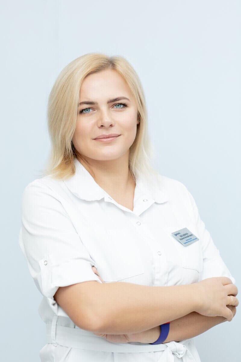 Белавина Ирина Михайловна