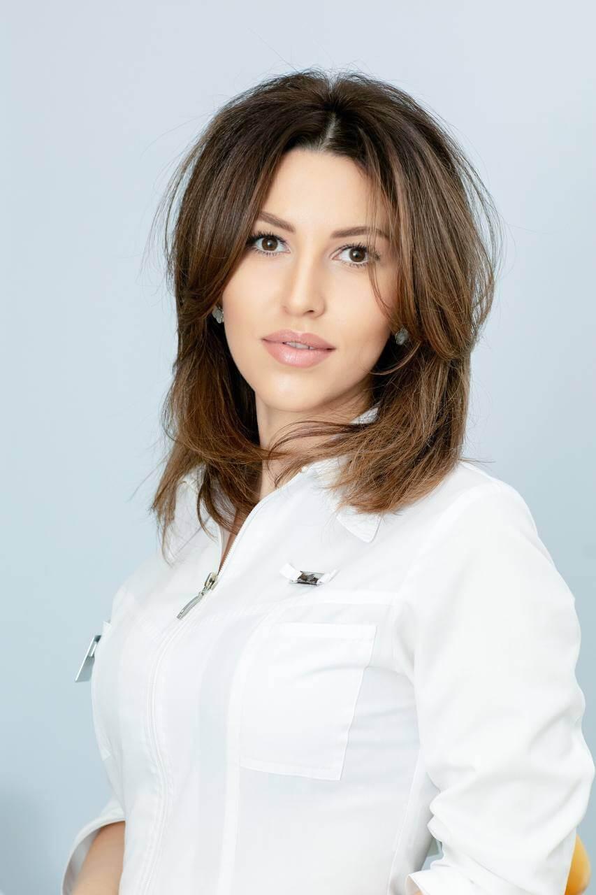 Багдасарян Ирина Львовна